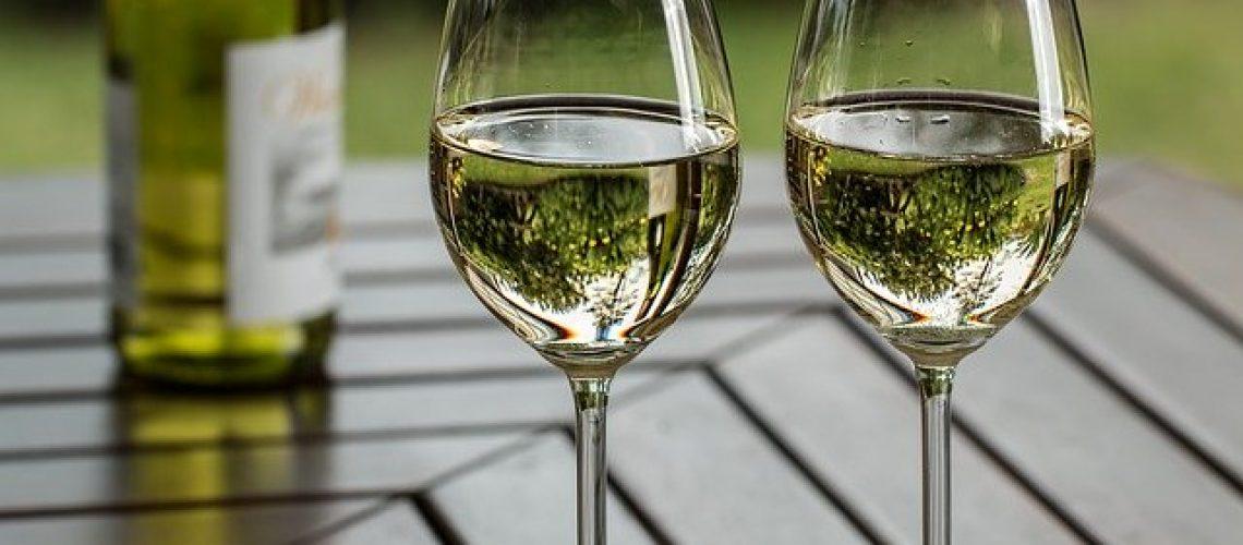 zomer witte wijn